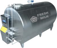 Охладитель молока закрытого типа 2000