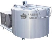 Охладитель молока открытого типа УОМ R-300