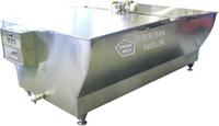 Охладитель молока открытого типа УОМ S-1000
